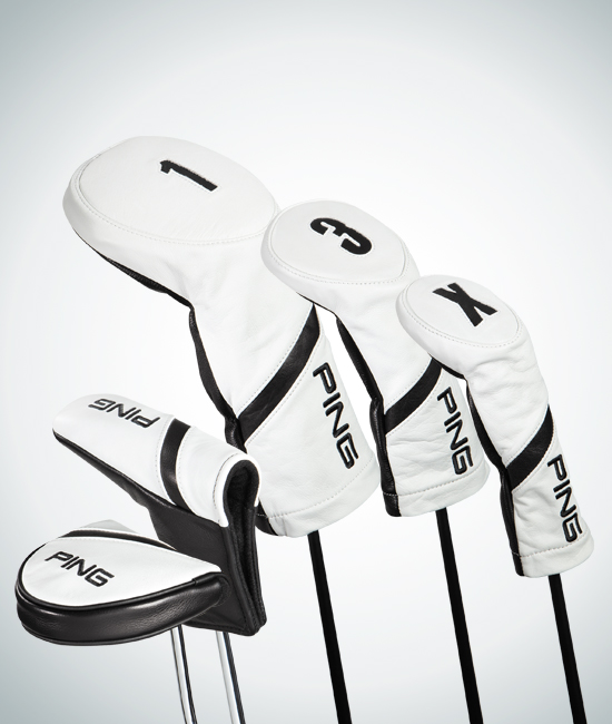 Leather Headcovers Easygolf