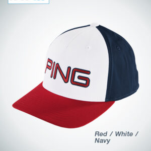 structured_adjustable_red_white_navy